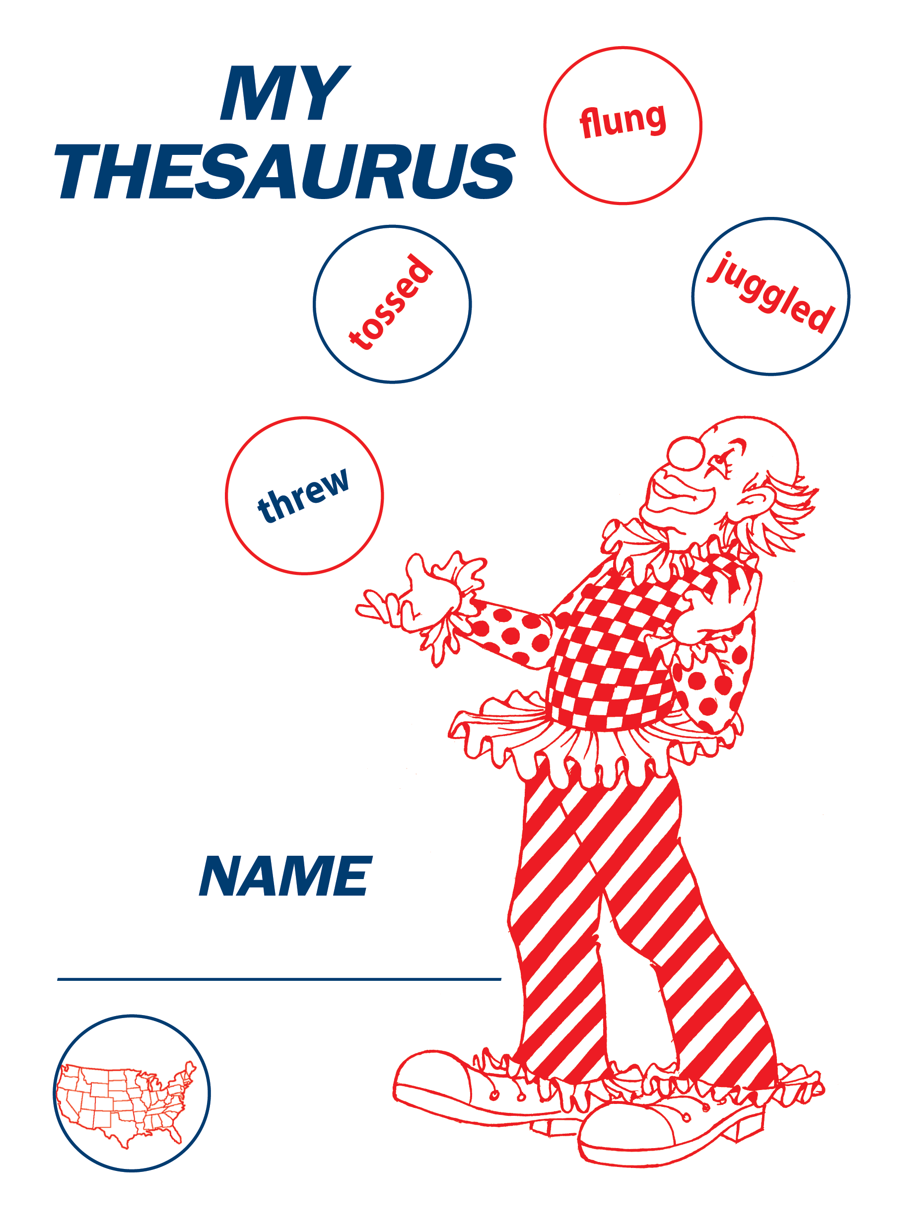 My Thesaurus Book Preview - My Dictionary